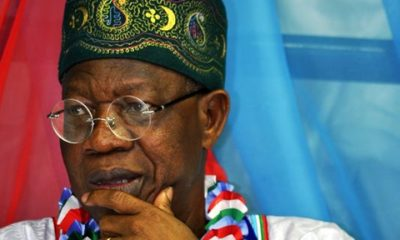 Lai Mohammed misquoted