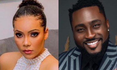 BBNaija: Maria Jealous Perre Kissed Beatrice During Truth Or Dare Game