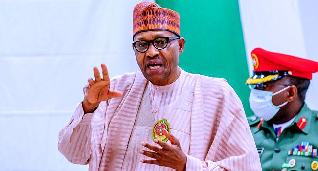 Buhari sack ministers