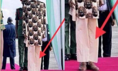 Buhari trousers