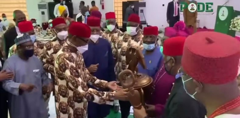 Buhari Southeast