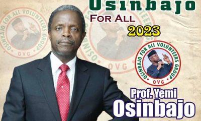 Osinbajo withdraw 2023