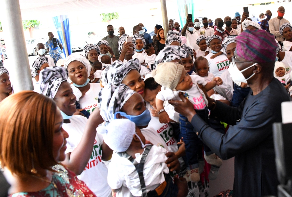 Lagos pregnant women