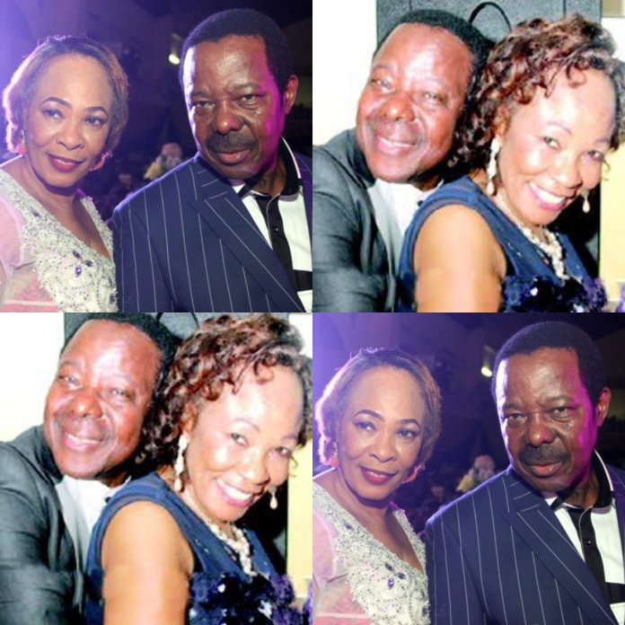 Sunny Ade Wife burial