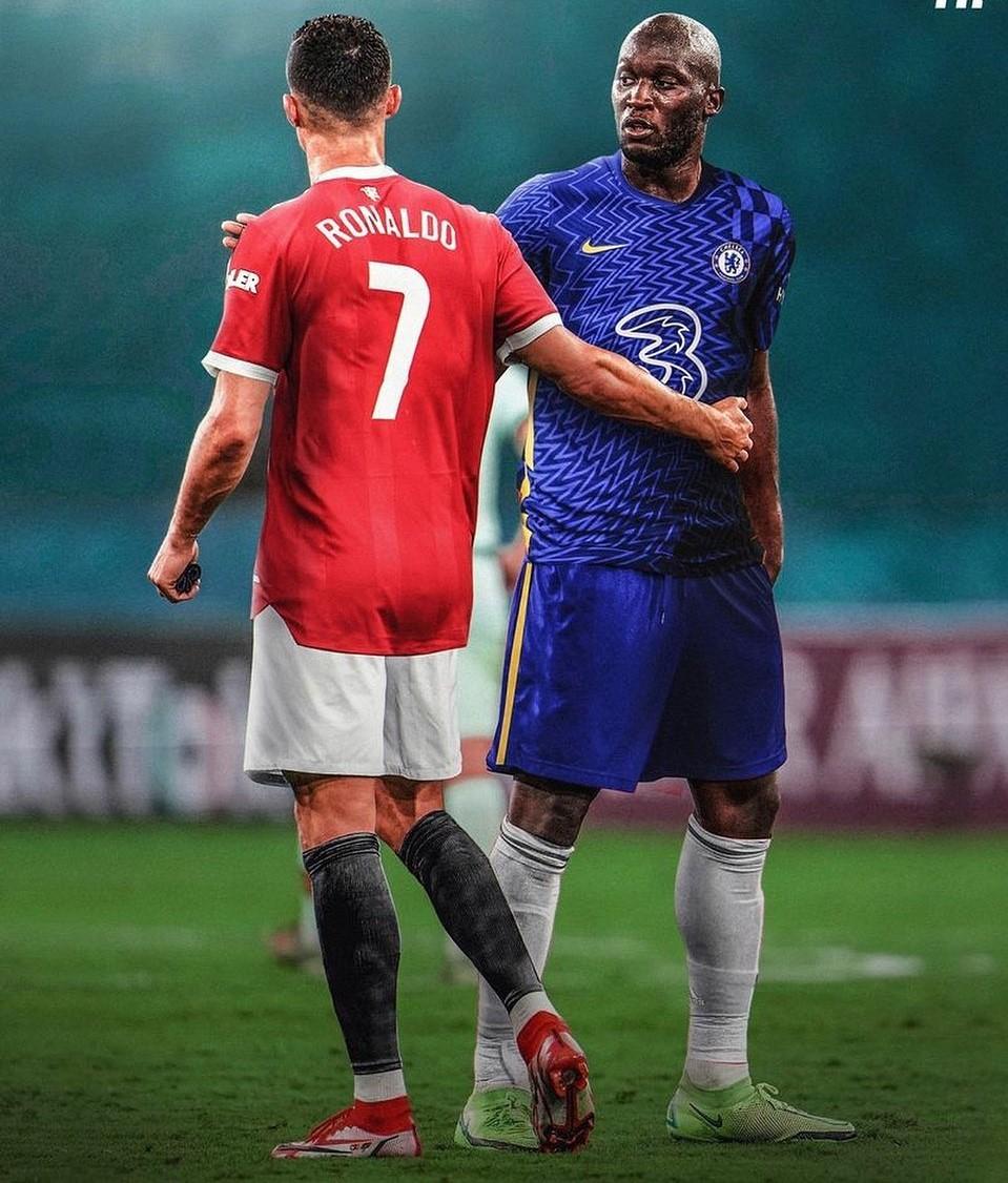 Ronaldo Lukaku premiership