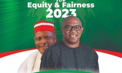 peter Obi 2023 posters