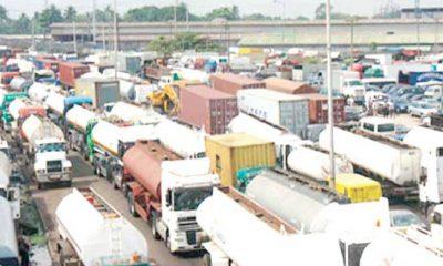 Tanker Drivers strike